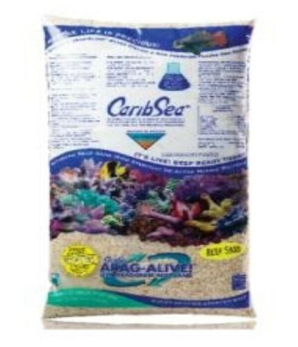 CaribSea , ARAG-ALIVE! ? Natural Reef Substrate