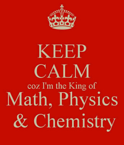 Awesome Chemistry, Physics, and Math Tutor