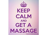 ⭐Relaxing massage in your area⭐