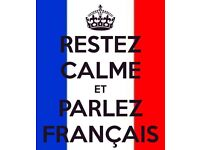 NEW Adult French Classes