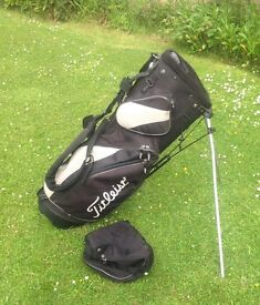 Titleist Golf DCI dual strap stand bag. £25 or best offer