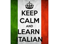 BESPOKE ITALIAN LESSONS FOR ALL AGES AND LEVELS