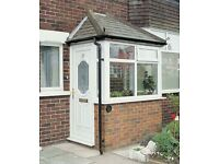We supply and fit quality windows,binds , doors and porches at very good prices.