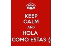 Spanish Lessons in Central London. All ages. (Private native speaker tutor)