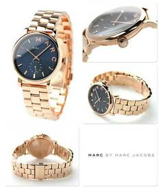 BRAND NEW AUTHENTIC LADIES MARC JACOBS WATCH MBM3330