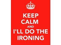 Crease's Ironing Service