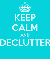 Declutter, Reorganize and Free Yourself of the Shame