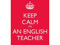 English & Literacy Specialist Primary, GCSE, A Level & English Skills Tests for PGCE