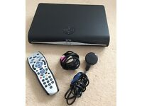 Sky wireless hd box with accessories