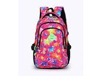 High quality girls backpack