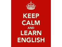 English Tutor (private lessons)