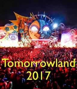 Tomorrowland Full Madness Pass + Global Journey Hotel Package Merewether Newcastle Area Preview
