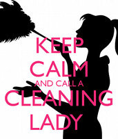 Cleaning - European maid