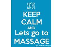 The best massage in Edinburgh.