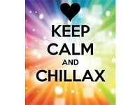 CALM & CHILLED | BOOK NOW