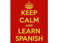 Spanish teacher native speaker offering lessons in London