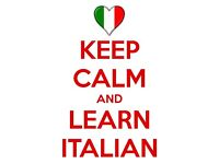 Italian lessons - 1st Lesson free - All levels