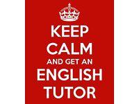 English Teacher available for GCSE tuition
