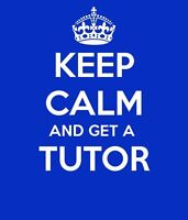 Tutoring Available for final exams!