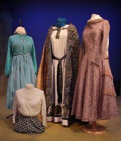 Vintage, Retro, Medieval and Fantasy Costume Sale: 9th June, Winchester
