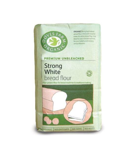Doves Farm Org Strong White Bread Flour 1500g