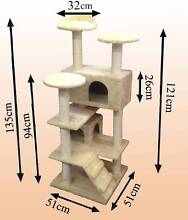 135cm cat tree pole scratching pole Riverwood Canterbury Area Preview