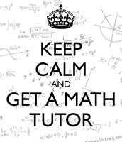 Need a MATH Tutor ? Sample Exams ? One-on-one lessons ? All here