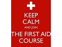 First Aid Training in Coventry City Centre