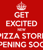 NOW HIRING FOR NEW PIZZA/PASTA SHOP FOR SEPTEMBER 1st!