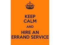 Errand help available