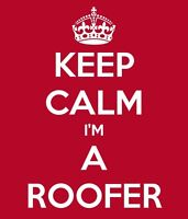 Experienced Roofer Available Today for Repairs and Estimates!