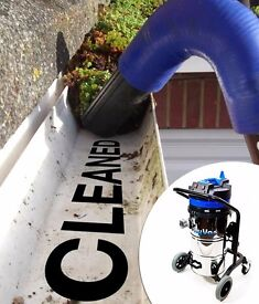 Unique Gutter Cleaning - No Ladders - Suction system Used - North West Covered - roofing - roofer