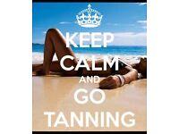 Tanning and massage salon