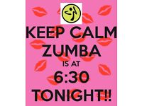 *Fun, Friendly ZUMBA Dance Fitness Classes For All Ages & Abilities* No Need To Book