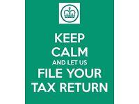 Self Assessment Tax Returns £99