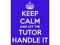 Maths & Science tutor