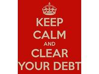 DEBT (job) PROBLEMS?