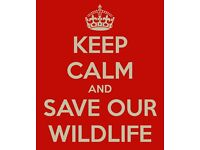 IMMEDIATE START - Full Time and Part Time Jobs - Sales / Fundraising at The Wildlife Trust!