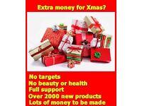 EARN £1000+ BEFORE CHRISTMAS!