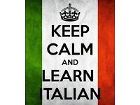 Italian classes - lesson -conversation - course