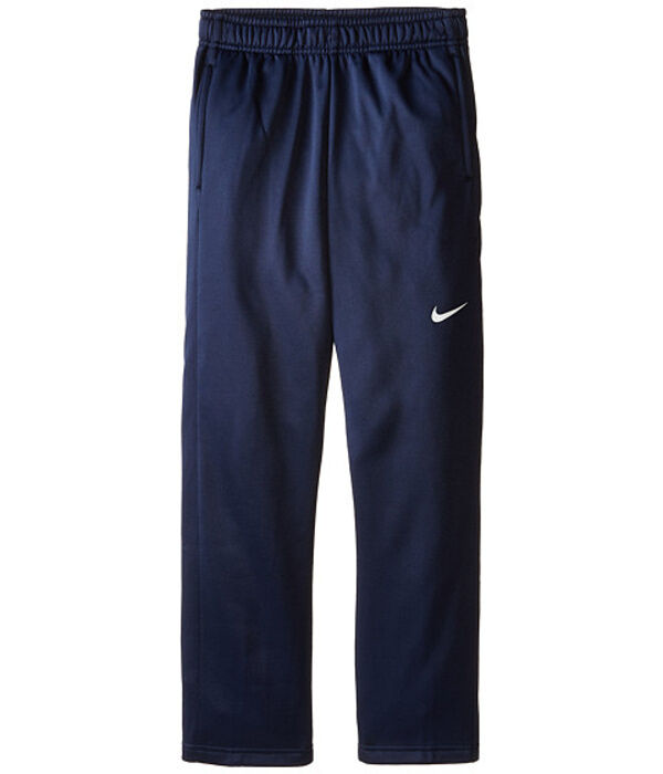 Nike Boy's Ko 3.0 Fleece Sweatpants Obsidian/white - Medium