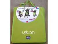 Chicco urban colour pack. Brand new