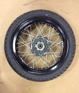 TIRE AND RIM KINGSTONE 230/70-17