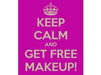 Why not treat yourself to a full face of Make-Up Ladies for £12