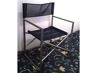 DIRECTORS CHAIR, FOLDING (HEAVY DUTY) ***************************