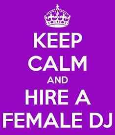 PROFESSIONAL FEMALE DJ