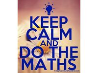 Maths tuition for GCSE, A levels and Primary (First one hour is free)