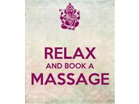 HELLO and WELCOME @ Best Stress Relief@ MASSAGE TABLE @ EASY PARKING @