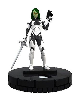 Gamora (001) Marvel HeroClix M/NM with Card Guardians of the Galaxy