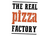 Pizza Chefs, Drivers, Sale Assistants - Wanted now